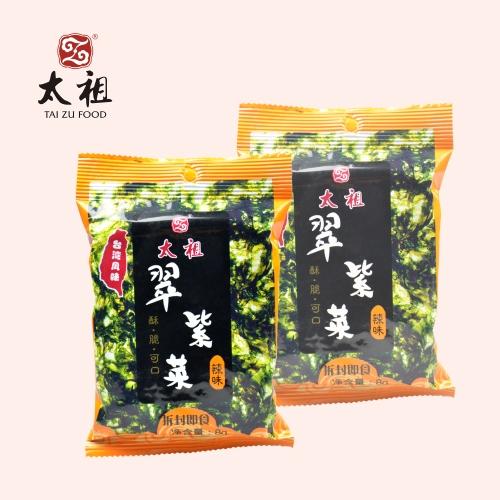 太祖8g袋裝辣味翠紫菜