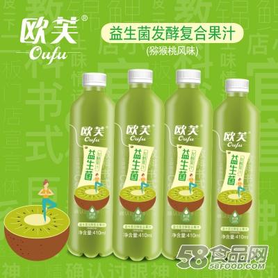 歐芙 益生菌發酵果汁(獼猴桃味)410ml 復合果汁