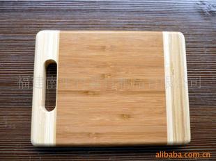 双色竹菜板