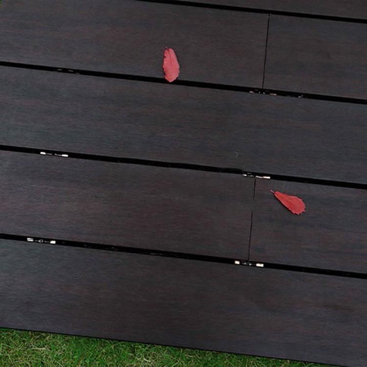 漳州防火健康竹材地板