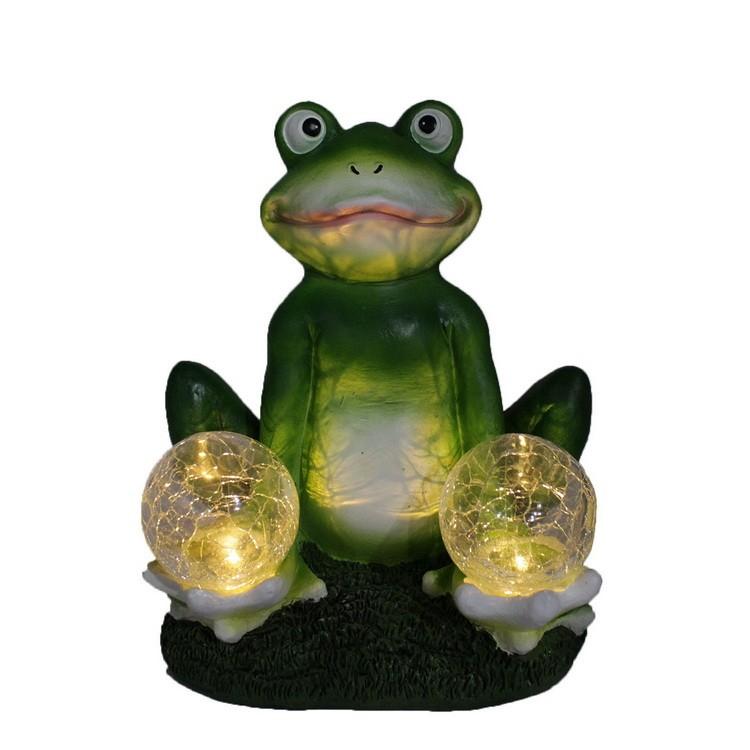 泉州青蛙树脂工艺品