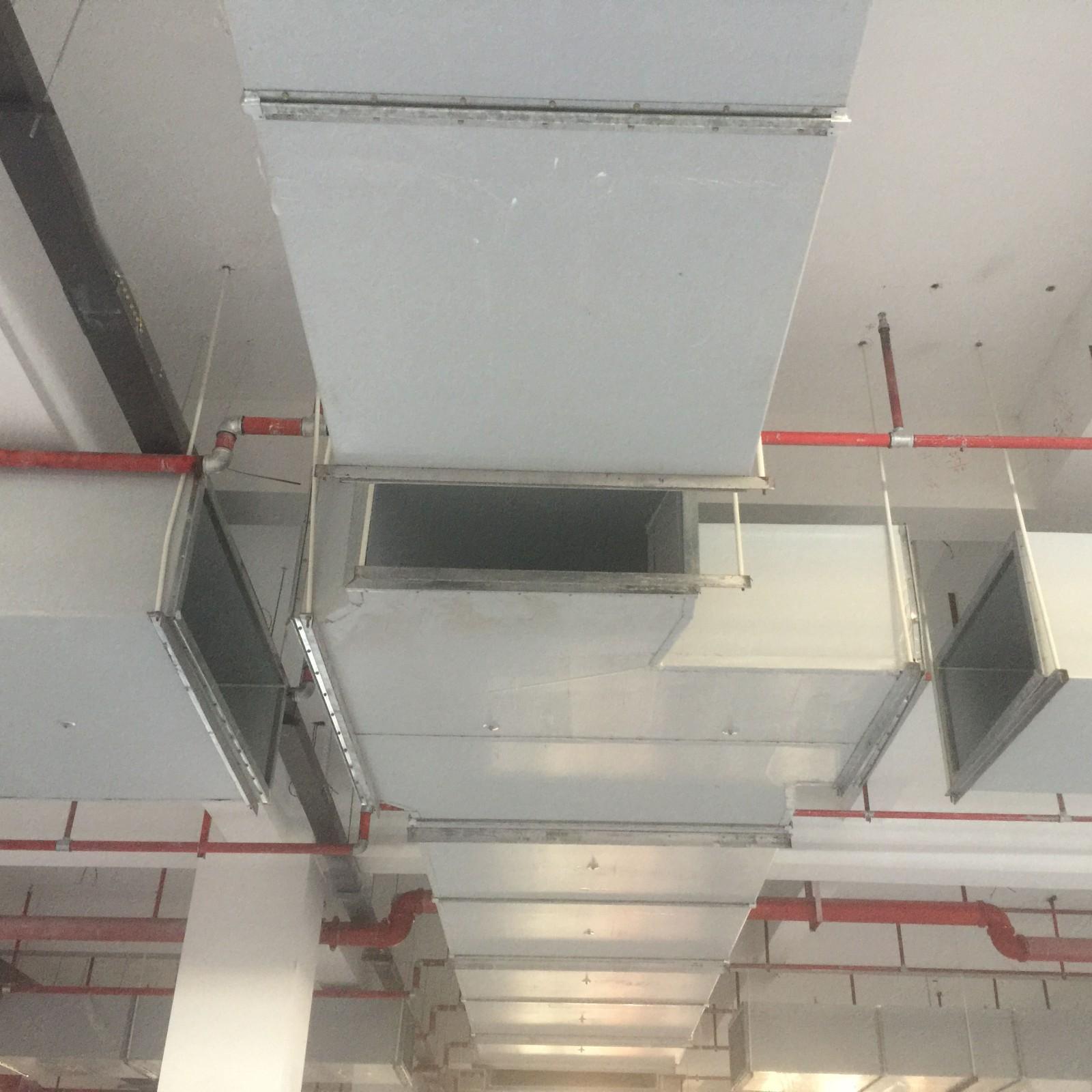 龙岩防排烟风管定制
