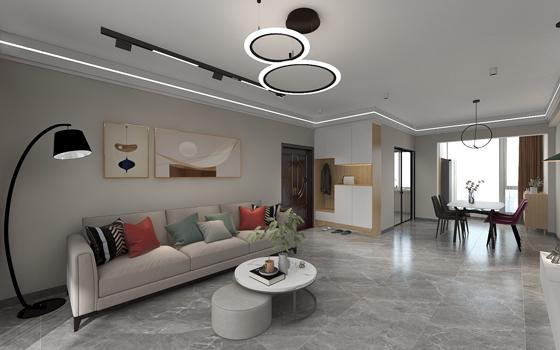 龙岩家装设计现代风格