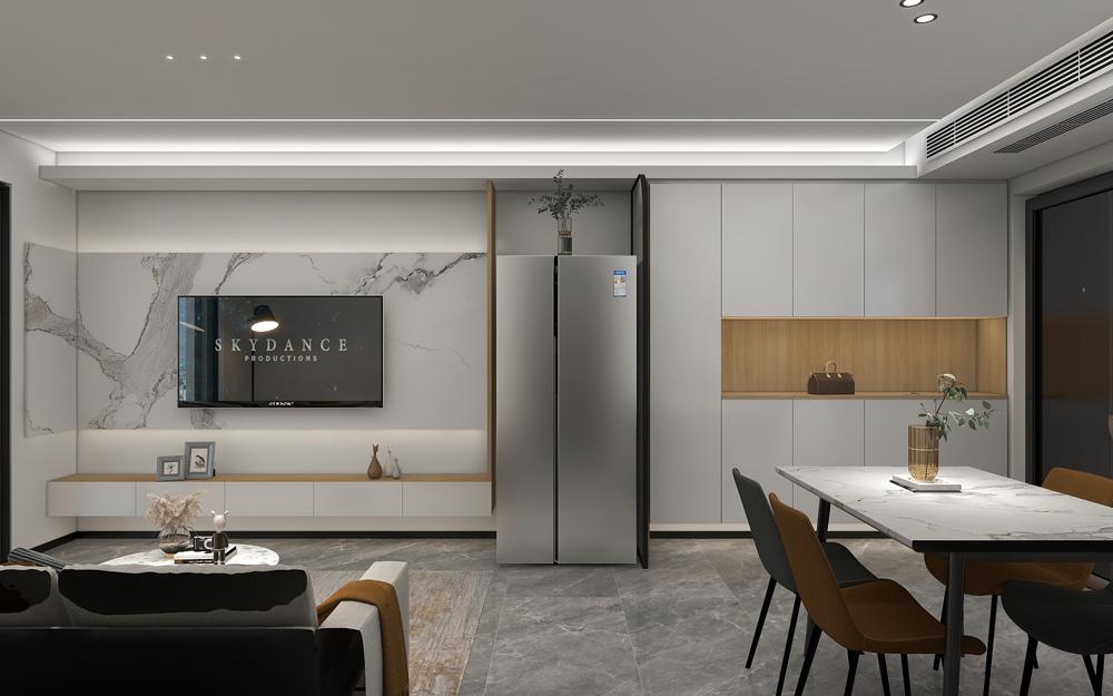 龙岩专业室内装修设计现代风格